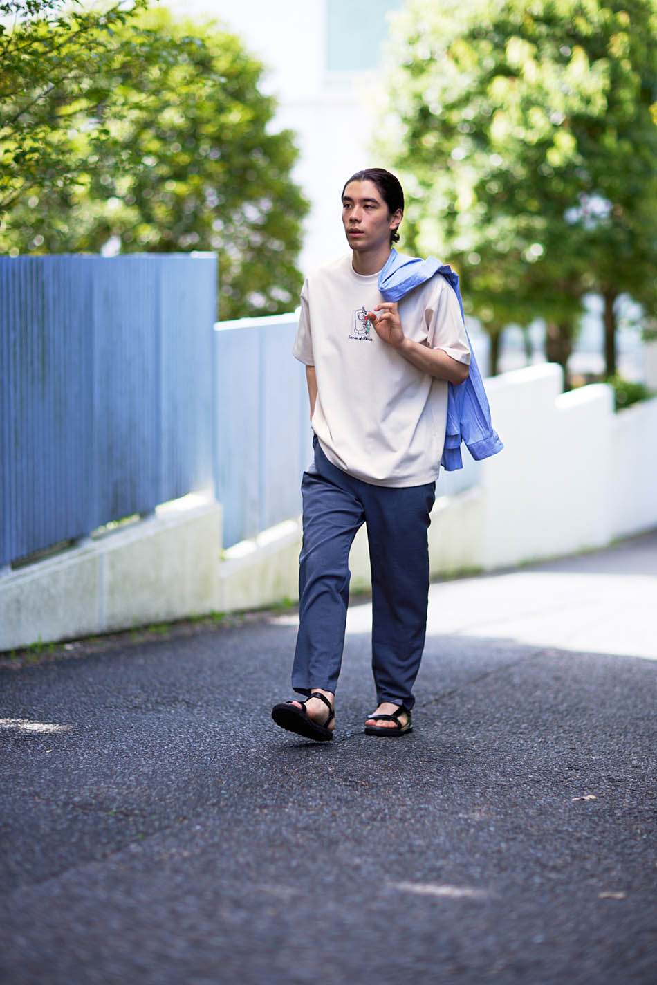 【別注款】RyoKaneyasu短袖上衣(A款)